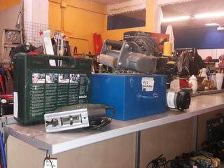 herramientas eléctricas y manuales