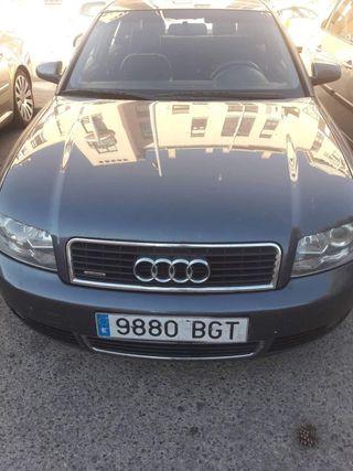 Audi A4 2.5 TDI180Cv