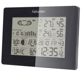 Estación meteorológica digital