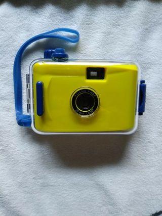 Cámara de fotos Waterproof