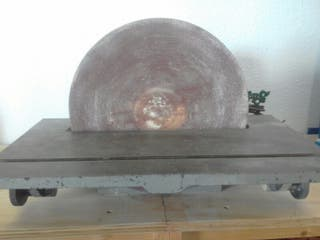 lijadora circular de disco