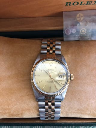 Rolex Oyster Perpetual Datejust Caballero
