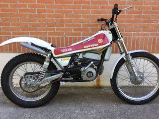 Montesa Cota 330 Puma Racing