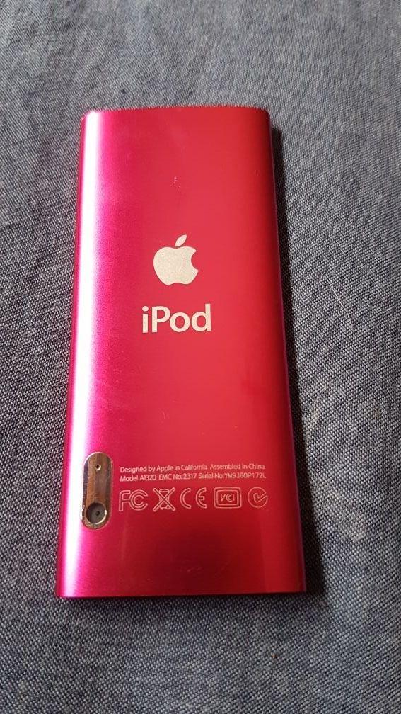 IPad nano rosa