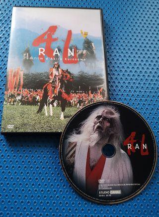 Ran DVD un film d'Akira Kurosawa