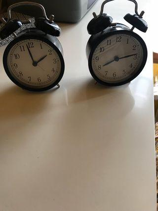 reloj despertador ikea