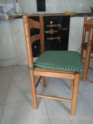 mesa y sillas de cocina