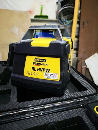 Stanley nivelación laser rotatorio RL HVPW
