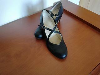 Zapatos flamenco profesionales n° 35,5