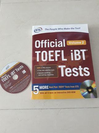 Libro Official TOEFL iBT Tests Volumen 2