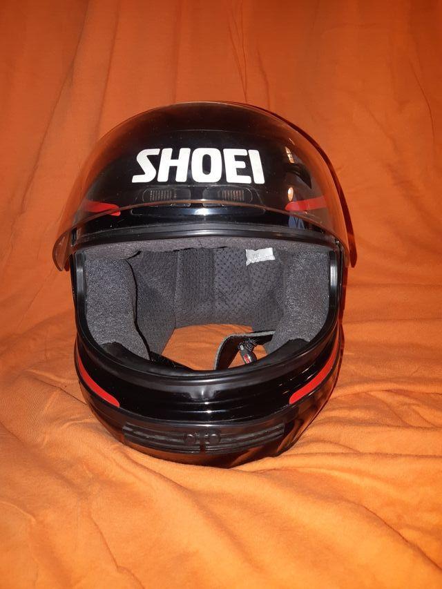 casco moto SHOEI
