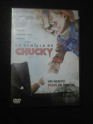 Dvd La Semilla de Chucky