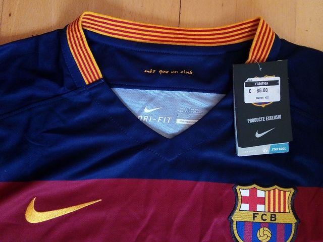 757260bd0b Camiseta nike fc Barcelona 2015 L de segunda mano por 50 € en ...