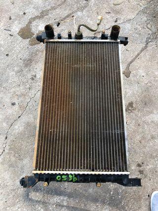 Radiador de agua Fiat fiorino