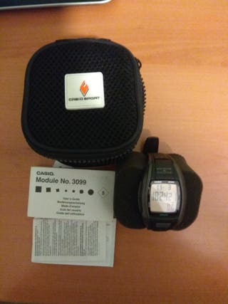 Reloj Casio podómetro