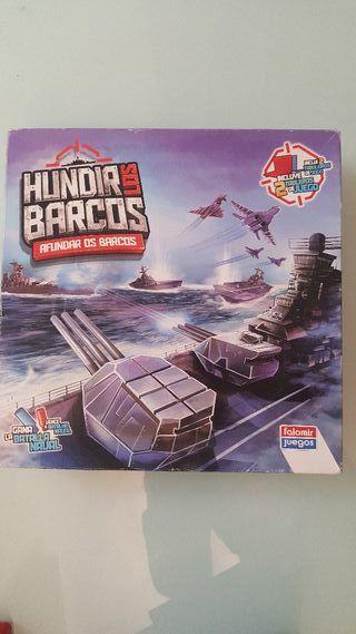 Hundir los barcos juego de mesa
