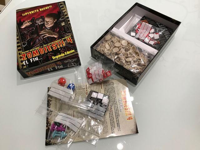 Juego De Mesa Zombies De Segunda Mano Por 75 En L Hospitalet De