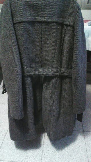 Abrigo de invierno pull and bear