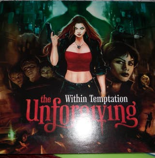 cd within temptation, the unforgiving