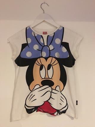 Camisa Minnie Mouse