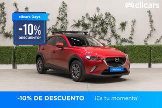 Mazda CX-3 1.5 SKYACTIV DE Style Nav 2WD