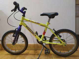 Bicicleta infantil - 4/7 años