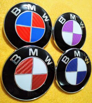 Emblemas BMW exclusivos Logos BMW M Exclusivos
