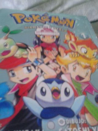 manga pokemon