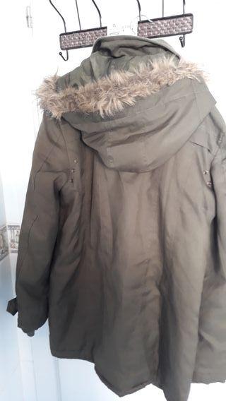 abrigo mujer talla l