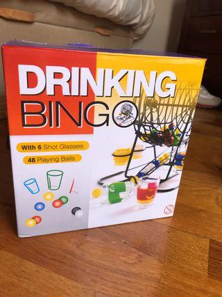 Bingo drinking