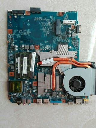 Placa base portátil Intel (Acer)