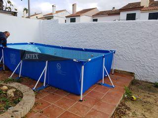 Piscina de segunda mano en wallapop - Bomba depuradora piscina segunda mano ...