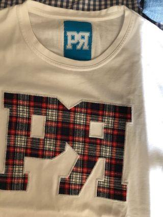 Camiseta pr brand