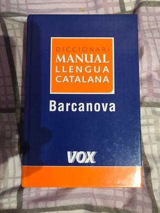 Diccionario Vox Catalán