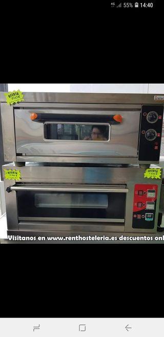 Horno para pizza de segunda mano en wallapop for Horno hosteleria segunda mano