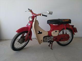 Honda 50 tipo scooter