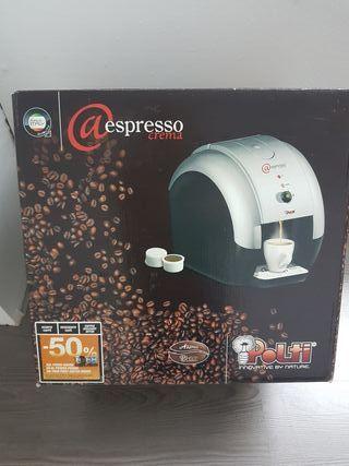 Cafetera de cápsulas Polti