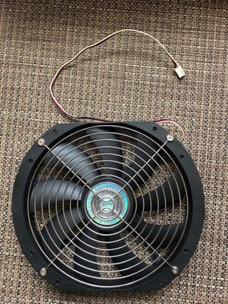Ventilador cooler master 25 cm