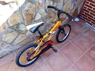 Bicicleta-Bici de niño