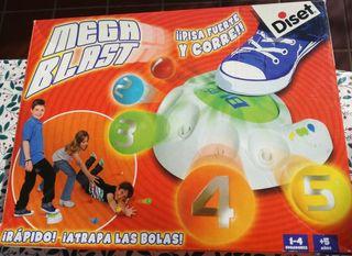 Juego Mega Blast