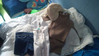 lote de ropa. 18 meses