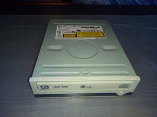 Grabadora Cd LG para ordenador.