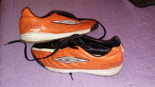 Zapatillas futbol sala umbro