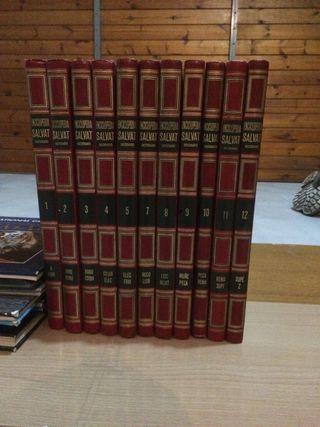 Enciclopedia salvat y libros