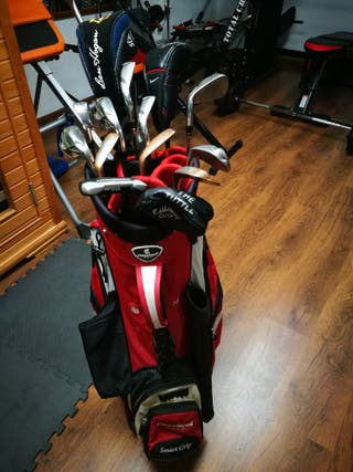 Palos de Golf Nike hierros, driver, putter