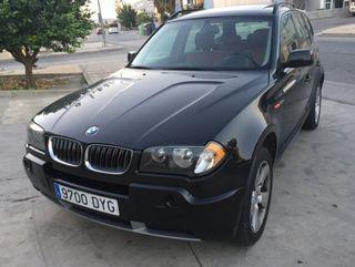 BMW X3 2006 ACEPTO COCHE