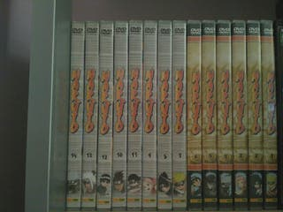 Naruto Serie Anime en DVD