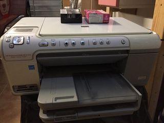 Impresora multifunción y tinta