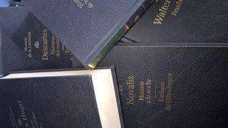 LIBROS DE LITERATURA