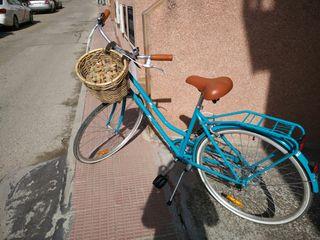 Bicicleta paseo chica